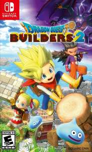 Dragon Quest Builders 2 Nintendo Switch Amazon Prime