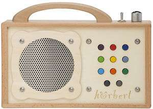 Hörbert - Musik-/mp3 Player für Kinder - Warentest Sieger