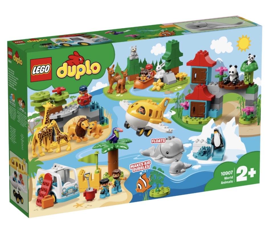 Lego Duplo Tiere der Welt [10907]