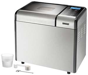 UNOLD Brotbackautomat Backmeister Top Edition [@amazon]