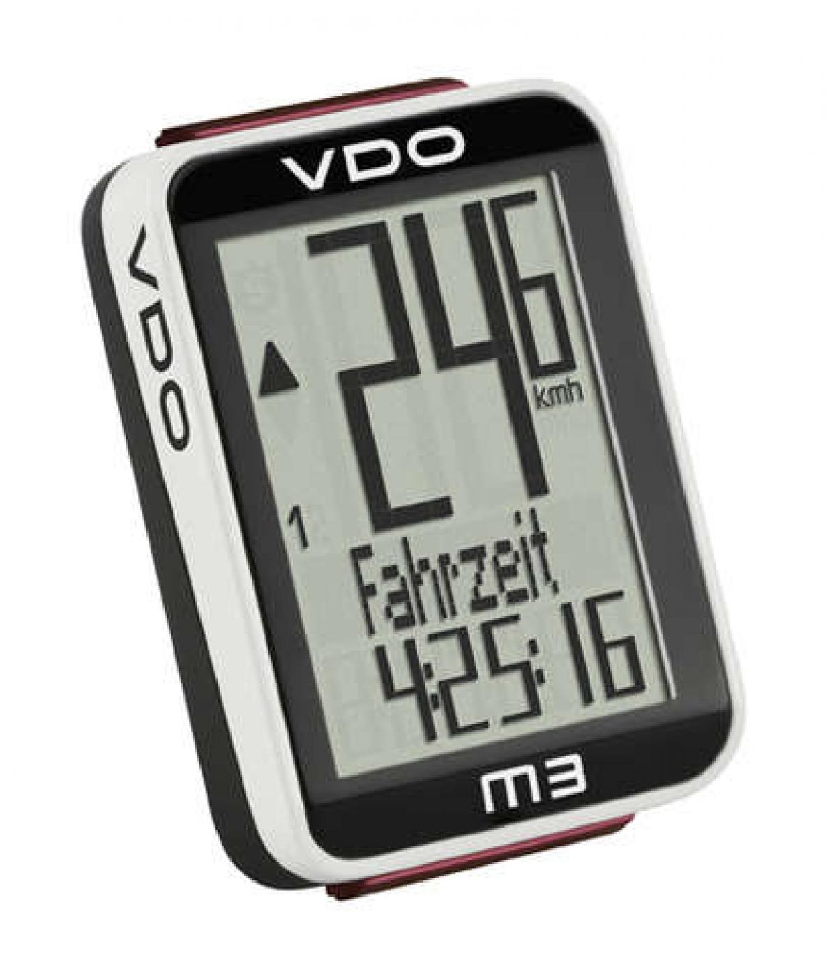 Fahrradcomputer von VDO für 10€ (Black-Friday-Angebot)