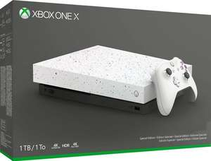 Xbox One X 1TB, Hyperspace Special Edition für 299,99€ inkl. Versand