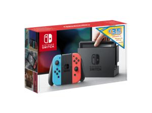 Nintendo Switch 2017 + 35€ e-Shop Guthaben