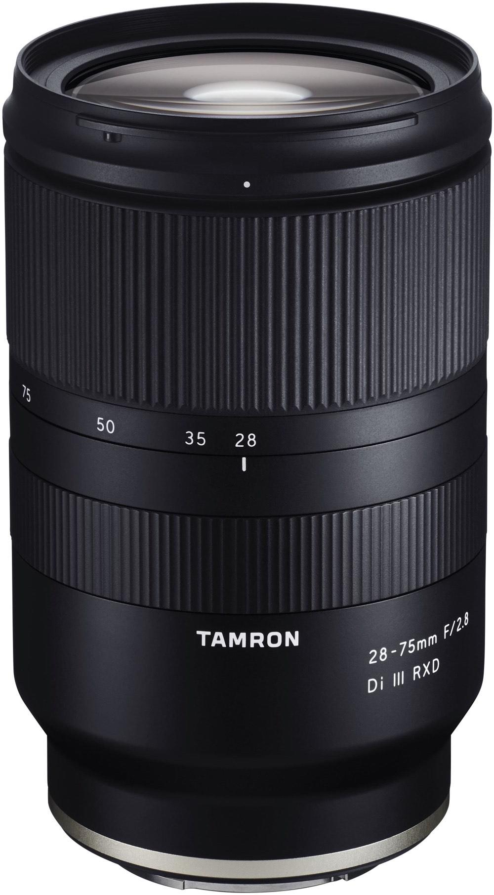 Tamron AF 28-75mm F/2.8 Di III RXD Sony