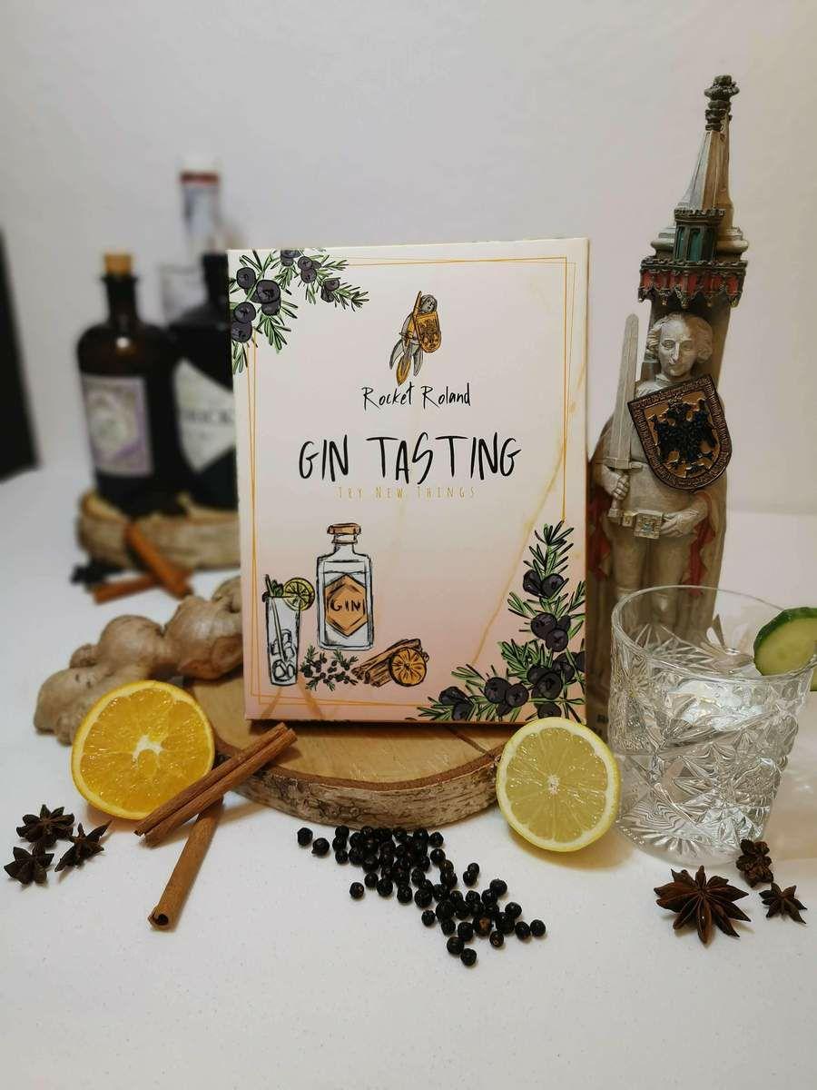 10€ Rabatt Gin Tasting Set für zu Hause