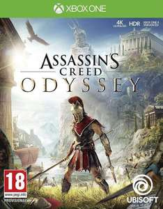 Assassin's Creed: Odyssey (Xbox One & PS4) für je 19,95€ (Coolshop)