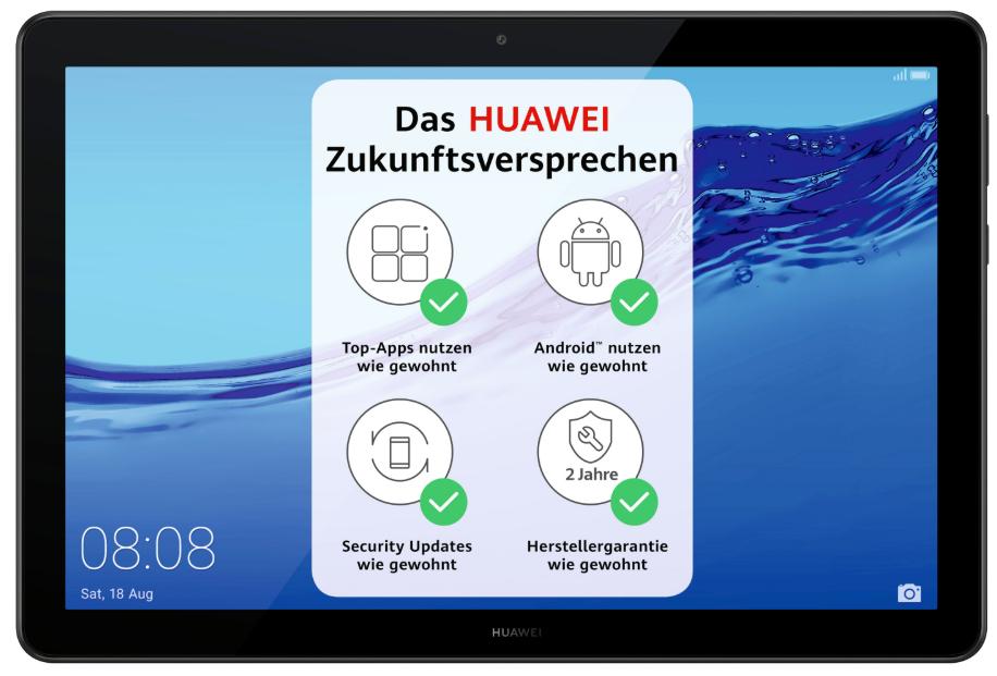 HUAWEI T5 LTE von CYBERPORT bei eBay zum Black Friday