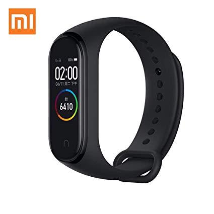 Xiaomi Mi Band 4 Fitnessband Global Version  – EU-Priority Line