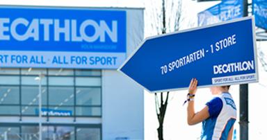 [Lokal Kiel] 10€ Eröffnungsrabatt bei Decathlon (ab 30€ Einkaufswert)