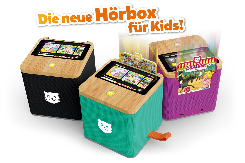 Tigerbox Touch alternative zur Tonie Box