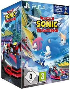 Team Sonic Racing - Special Edition PS4