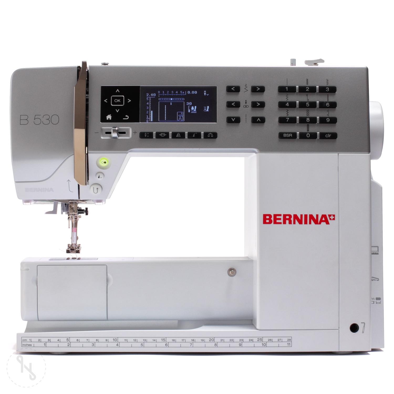 Die bewährte Bernina Nähmaschine zum Schnäppchenpreis