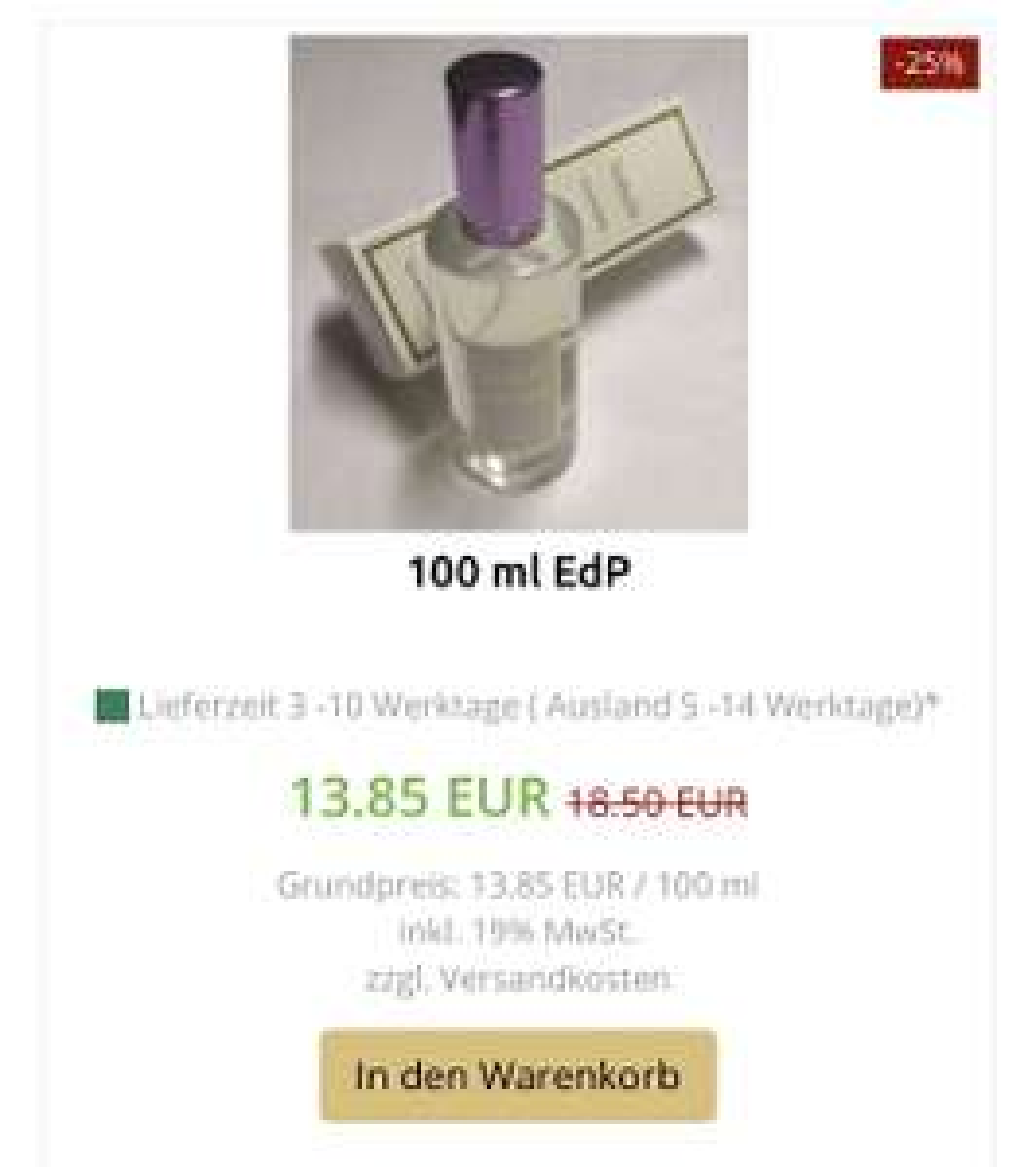 Parfüm Dupes - Vebellé Cosmetics