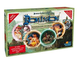 Brettspiel Dominion Einsteiger-Bigbox für 56,11€ [Amazon][Black Friday]