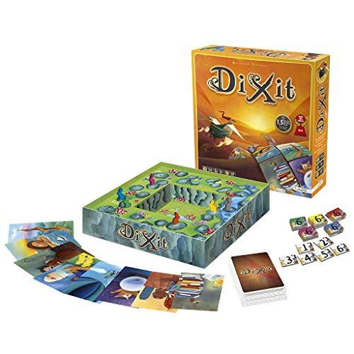[Amazon PRIME] Dixit - Spiel des Jahres 2010 (Gesellschaftsspiel/Brettspiel)