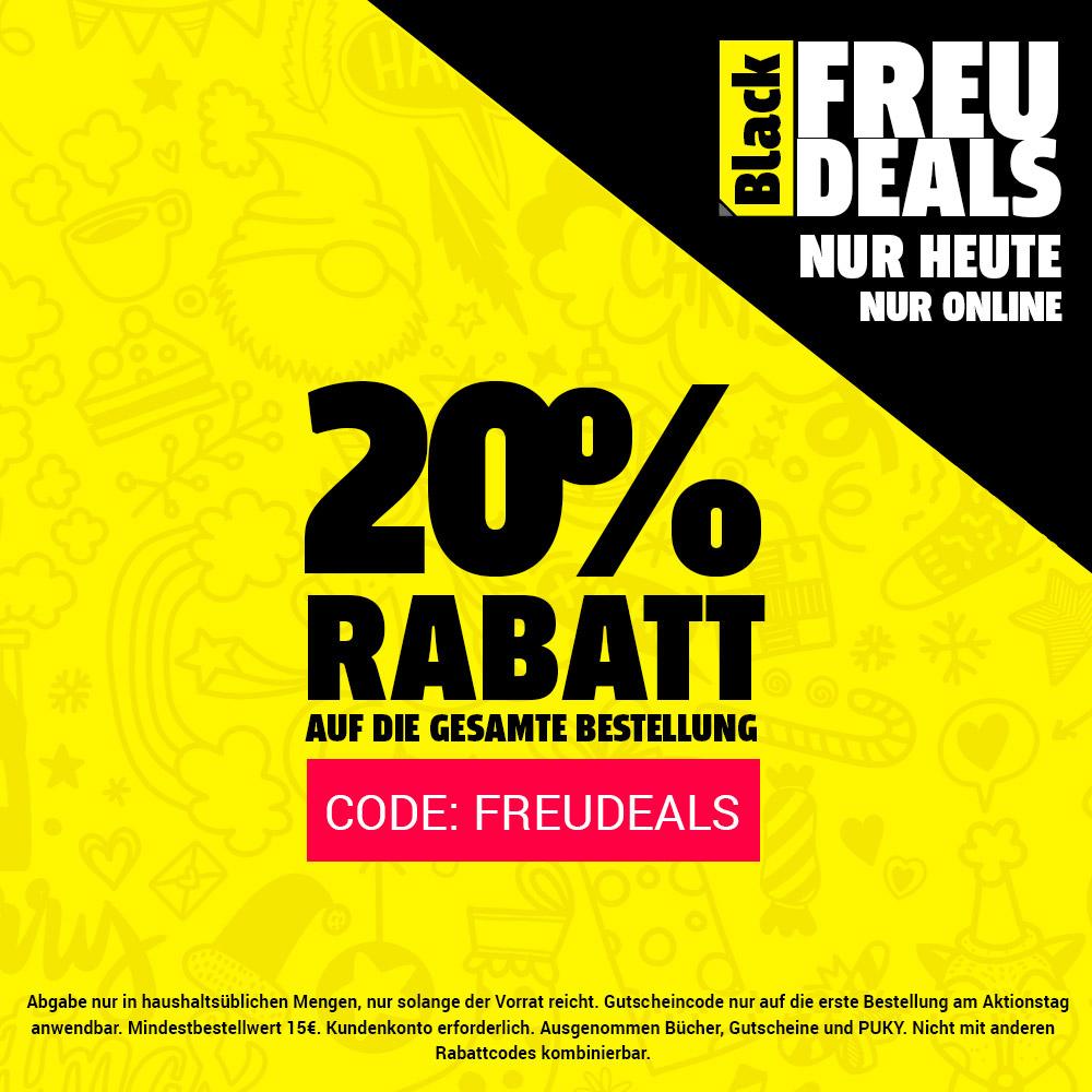 20% Rabatt auf die gesamte Bestellung im Rofu Online-Shop (MIFUS.de) MBW: 15€