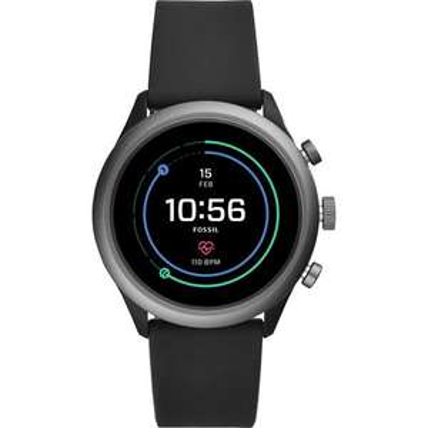 Fossil Sport Smartwatch (Google WearOS) 43mm schwarz