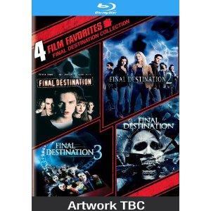 [UK-Import]Final Destination Quadrilogy Blu-Ray - Amazon.de