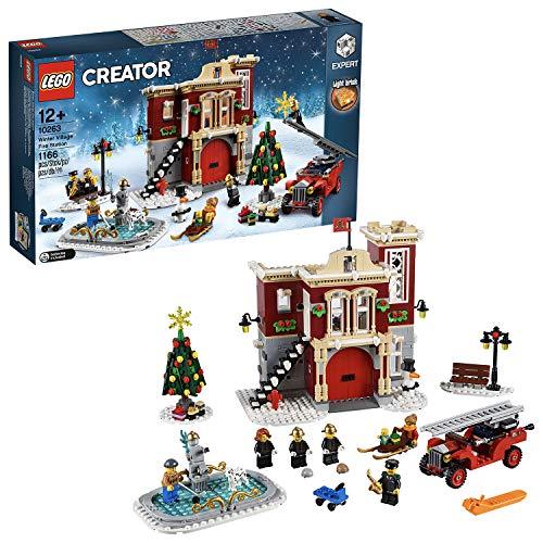 LEGO 10263 Winterliche Feuerwache [amazonPrime]