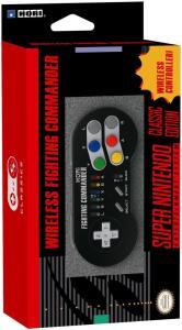 Classic Mini SNES Wireless Fighting Commander für 13,98€ (GameStop)
