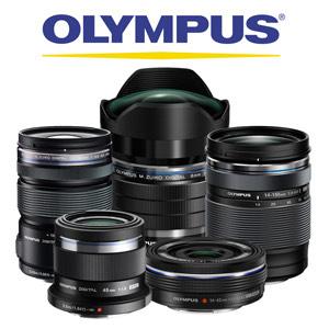 Olympus MFT Sammeldeal für Kamera & Objektive - z.B. Olympus M.ZUIKO DIGITAL ED 12mm