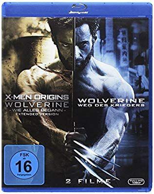 Wolverine & Independence Day 1&2 [Blu-ray] für je 7,99€ [Amazon Prime]