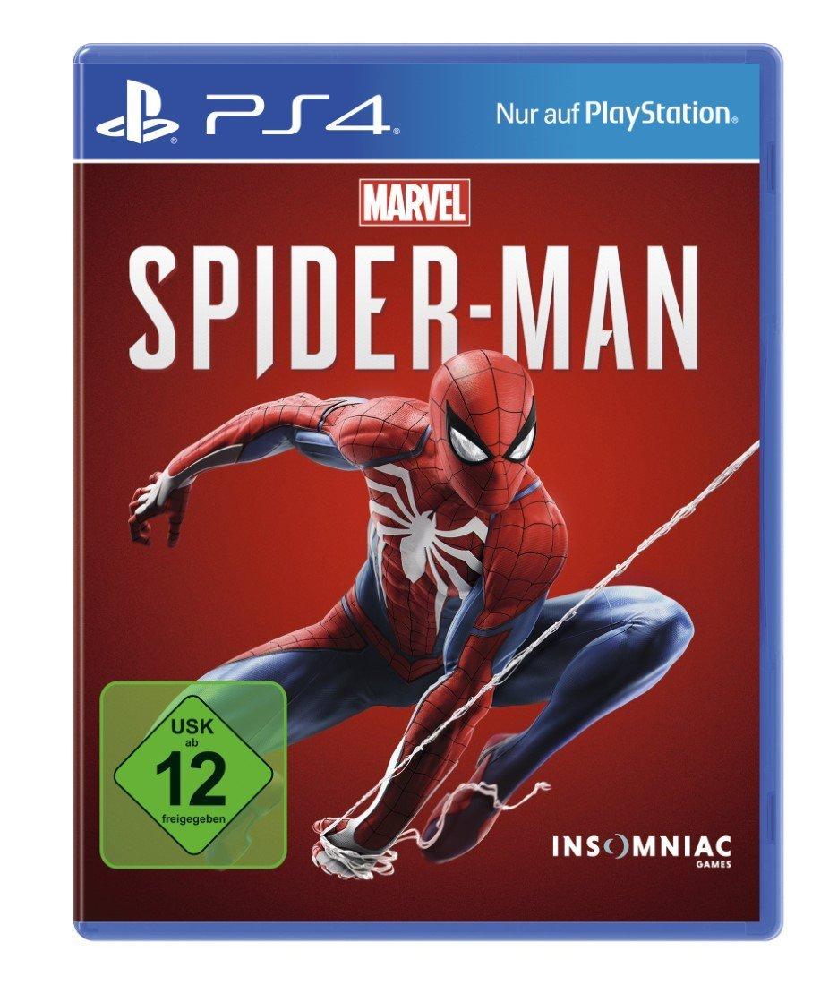 Spiderman PS4 (Amazon) (Lieferbar 8. Dez)