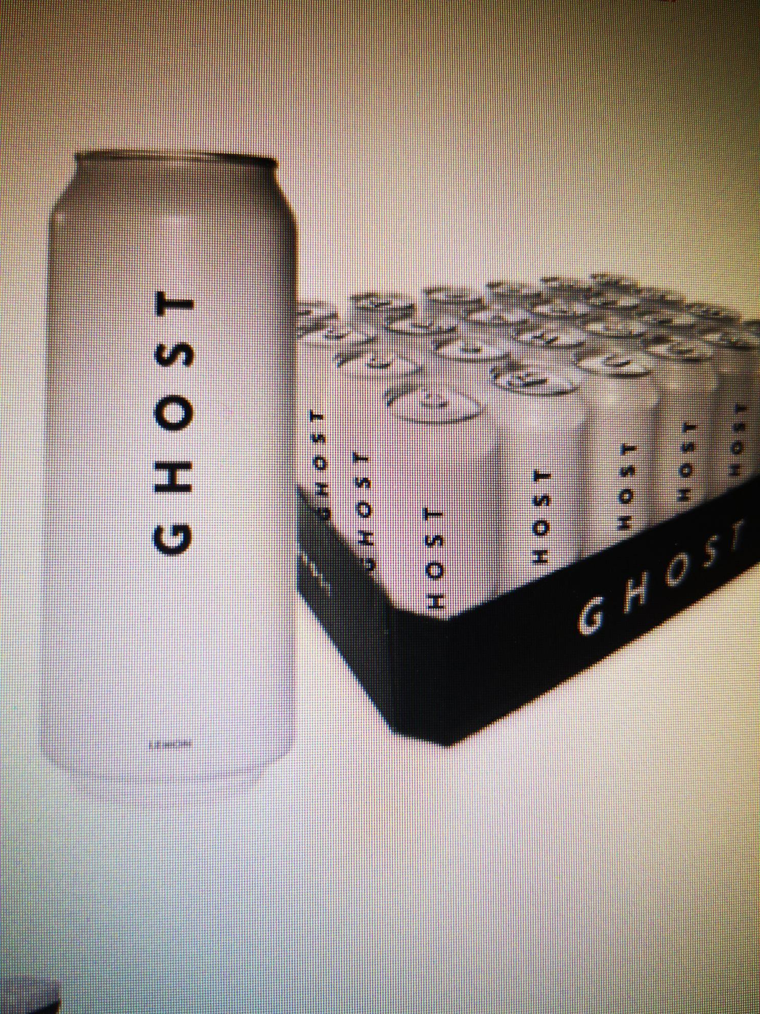 24x0,5l Ghost Energy Zero, Preis inkls Pfand(schmeckt ähnlich wie Monster Energy Ultra White!) End of Life Produkt