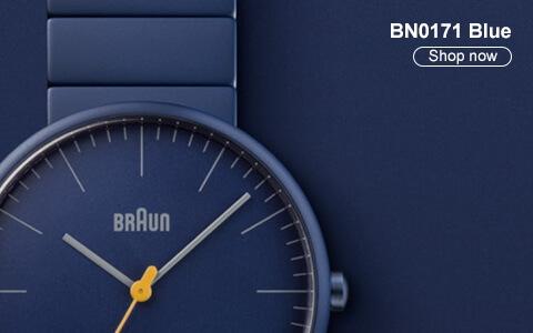 50% Rabatt bei Braun Clocks