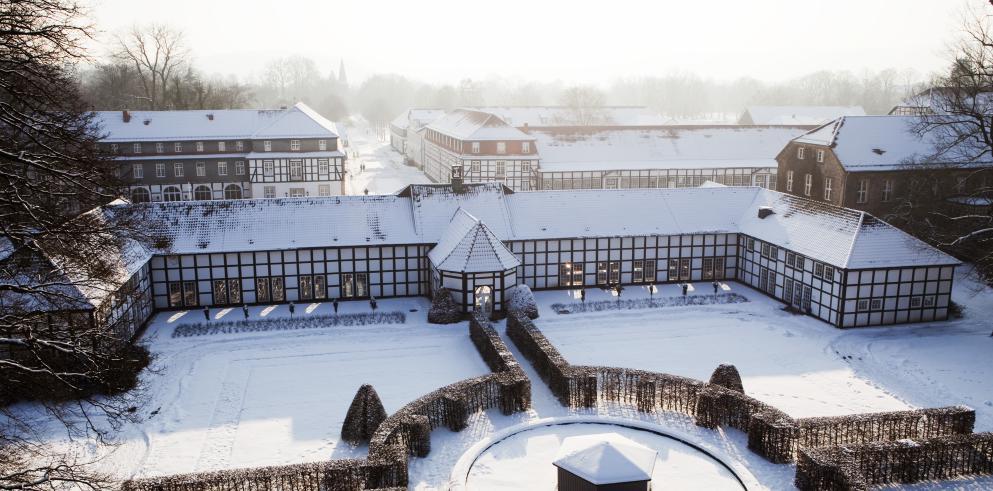 Luxus Kurzurlaub im Gräflicher Park Health & Balance Resort (Teutoburger Wald) für 2 Personen mit Frühstück & Dinner + Wellness auf 1500m²
