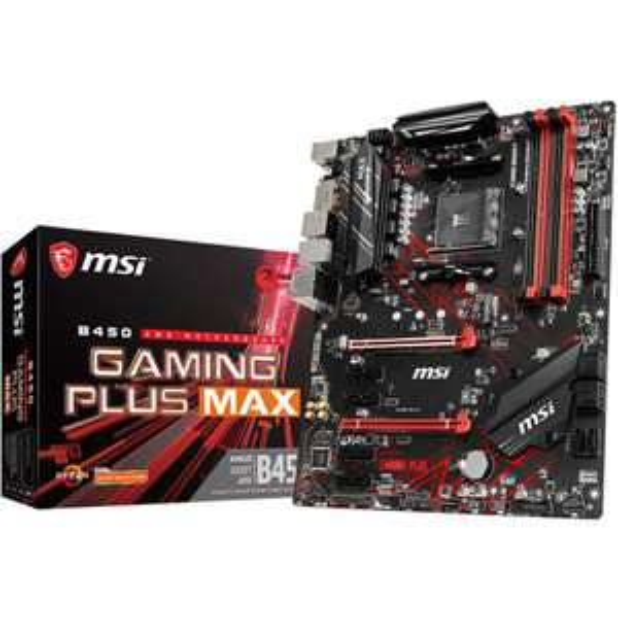 MSI B450 Gaming Plus Max Mainboard ODER MSI B450-A Pro MAX