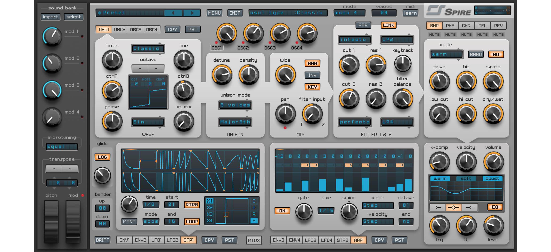 Reveal Sound Spire VST Plugin & Preset Packs Black Friday Angebot