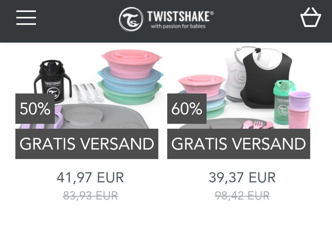Black Friday bei Twistshake, bis zu 70% und versandkostenfrei