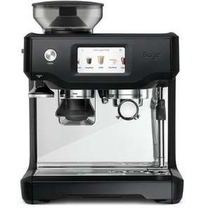 Sage SES880 The Barista Touch Black Truffle