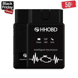 Black Friday Angebot EXZA HHOBD Auto Diagnosegerät Bluetooth