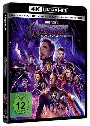 Prime: Avengers: Endgame 4K Ultra HD Blu-ray
