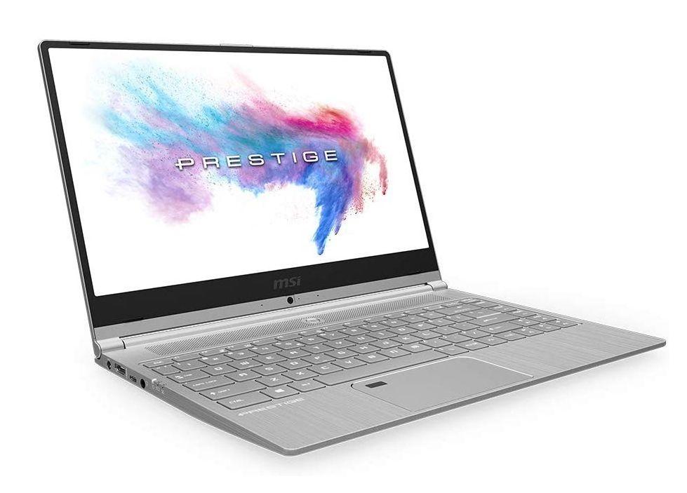 """MSI PS42 Modern 8RC-05314"""" FHD IPS 100% sRGB, I7-8550U, 8GB RAM, 512GB SSD, GTX 1050 Max-Q 4GB, 2x USB-C, bel. Tastatur, Alu, Win10, 1.19kg"""