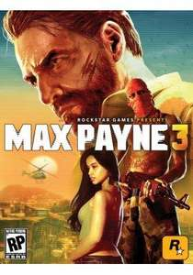 Max Payne 3 [Retail]