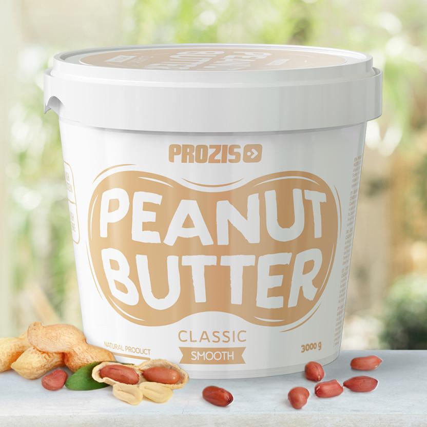9 kg Klassische Erdnussbutter / smooth Peanutbutter