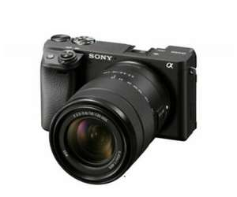 Sony Alpha Ilce-6400mb Kit SEL 18-135
