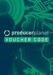 Bis zu 80% Rabatt auf producerplanet.com (Samples und Instrumente)