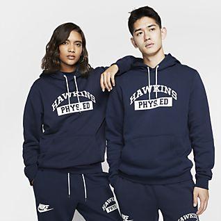 Stranger Things Hoodie und Hose von Nike
