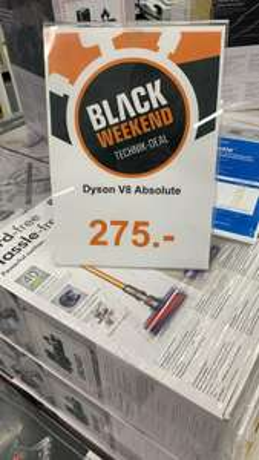 [Lokal: Saturn Minto Mönchengladbach] Dyson V8 Absolute für 275€