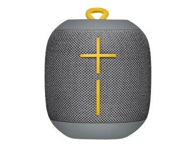 Ultimate Ears WONDERBOOM Bluetooth Lautsprecher Grau (Stone Grey)