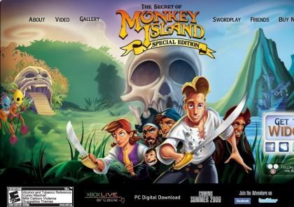 [Steam] Monkey Island: Special Edition Bundle