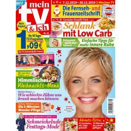 Sandwichtoaster oder WMF Salz & Pfefferstreuer Evolution Edelstahl + Probeabo TV Zeitschrift