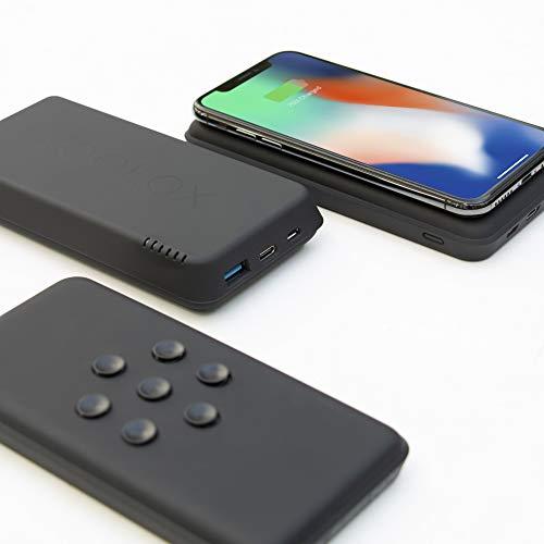 Wireless Powerbank - YOOLOX 10k, mit USB C, QuickCharge 3.0, PowerDelivery zum Bestpreis