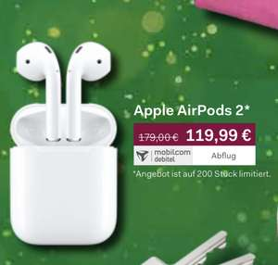 LOKAL Apple AirPods 2