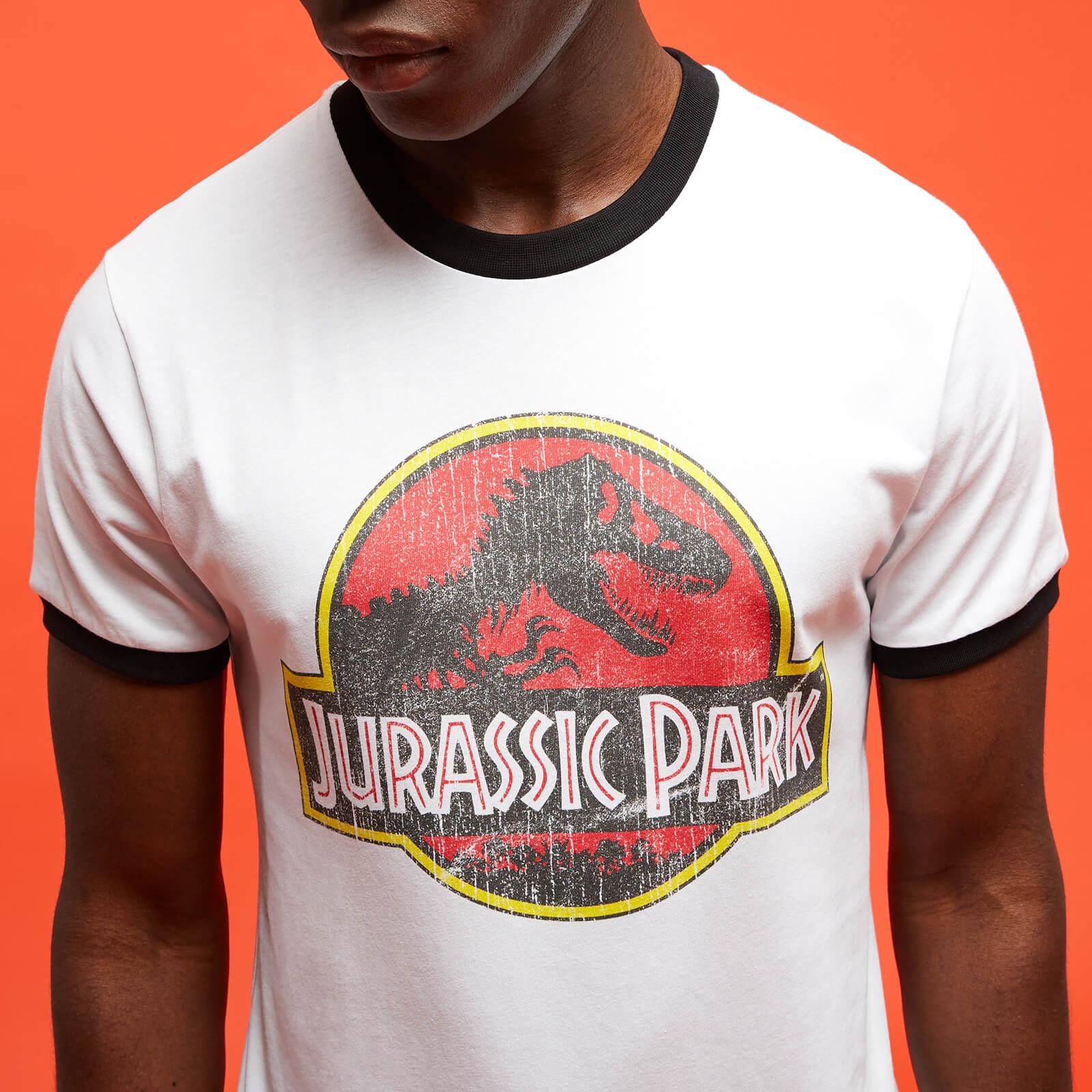 Black Friday bei Zavvi: 60% Rabatt auf Jurassic Park-Kleidung - z. B. T-Shirts, Langarm-Shirts, Hemden