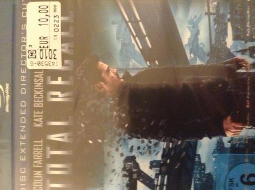 [offline/nur heute !] Total Recall (2012) Blu-Ray bei Müller Bielefeld Innenstadt